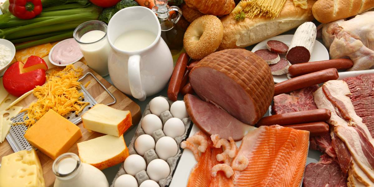 ปริมาณโปรตีนที่ต้องการต่อวัน